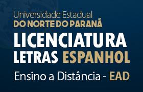 EAD Segunda Licenciatura em Letras Espanhol
