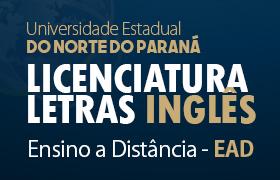 EAD Licenciatura em Português/Inglês