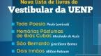 UENP divulga lista de livros obrigatórios do vestibular 2017