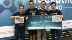 Equipe da UENP vence maratona digital e ganha viagem para os EUA