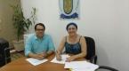 Reitora assina contrato para construção da Clínica de Odontologia UENP